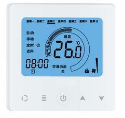 PM2.5控制器TVOC C02温控器
