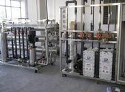 GMP认证超纯水设备