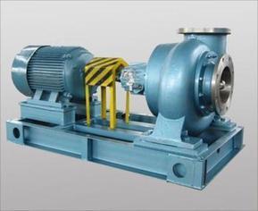 高效耐磨耐腐化工流程泵