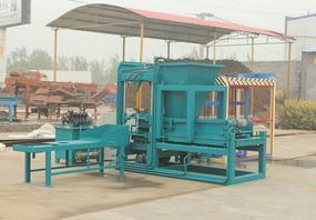 垫块水泥支撑机械设备、混凝土垫块机滑
