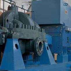 NDS重型卧式中开多级离心泵