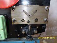 多功能角钢剪切机-使用说明