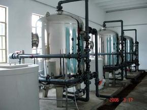HCY系列海绵铁除氧器
