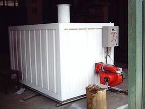 燃气热风炉  燃油热风炉