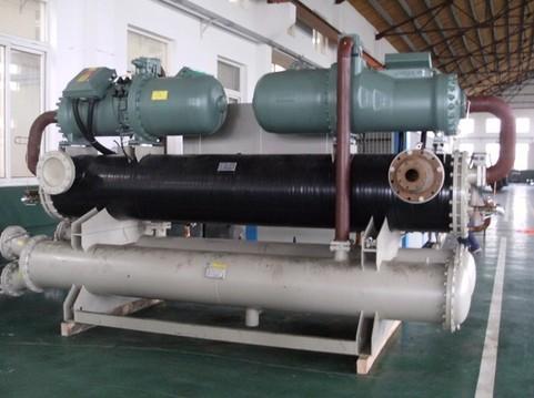 【标准化】60p水冷螺杆式冷水机