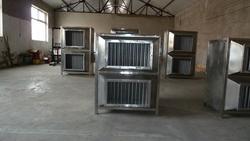 食品行业专业KLRS中低温热管换热器
