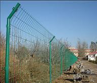 双边丝绿色苗圃苗木场护栏网