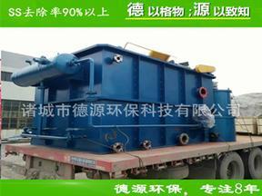 酸洗磷化污水处理设备溶气气浮机