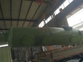 玻璃钢SCT窑炉脱硫塔 脱硫除尘设备