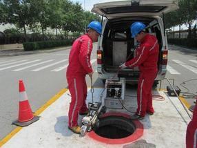 管道清淤检测技术