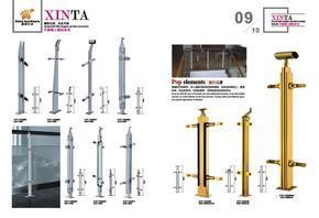 户外不锈钢立柱,不锈钢工程立柱生产厂家直销