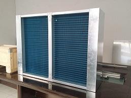 三维热管热回收器