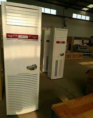 厂家直销5匹72根铜管柜式水温空调立柜式风机盘管价格