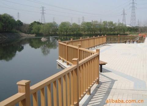 供应优质木塑护栏,塑木栏杆