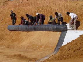 湖北膨润土防水毯生产厂家供应