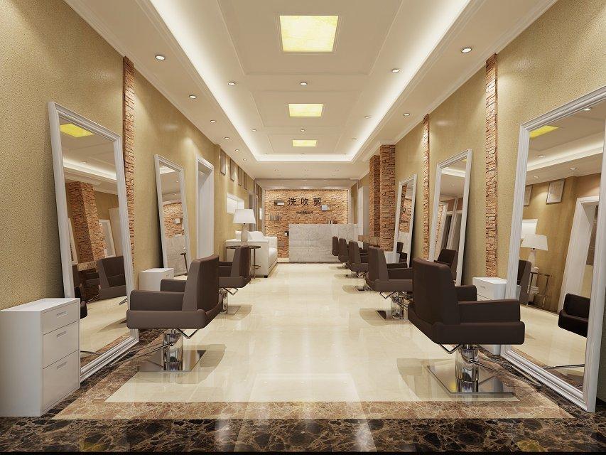 美发店室内设计风格