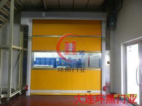 大连塑料工业门,环照门业有限公司安全性能好!