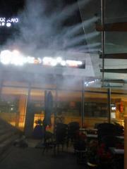 喷雾降温系统是户外防暑降温的不二选择