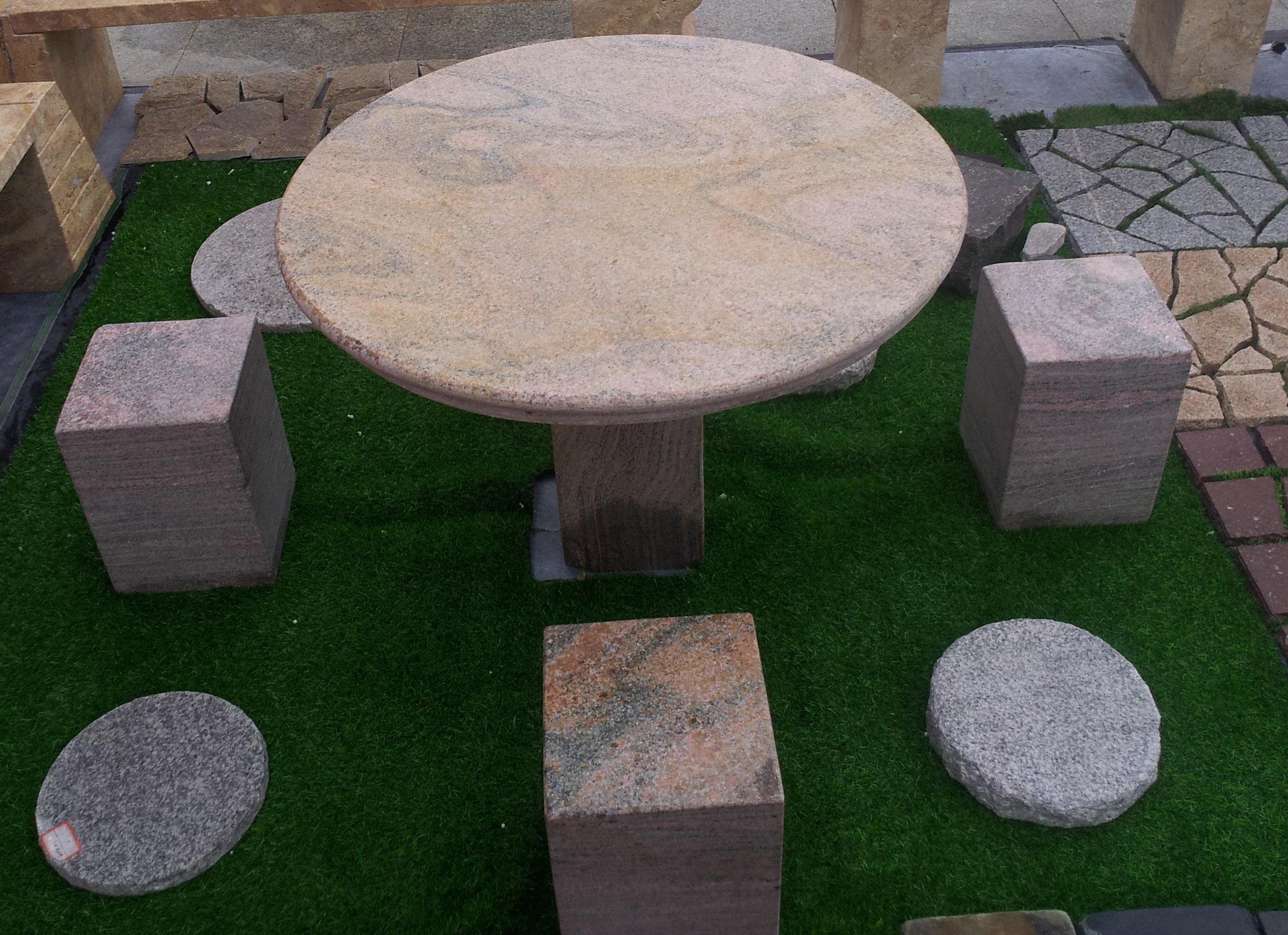 彩平面素材桌子