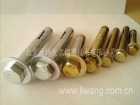 供应LTG-B内旋胀套管锚栓 小口径套管螺栓 中轻型设备安装锚栓