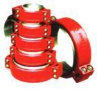 环式KRH型/GJH型卡箍式柔性管接头