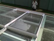 电动平移式tian chuang平移式天窗