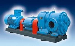 泊头泰盛LCW罗茨泵可输送高粘度和沥青等