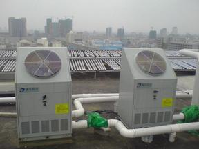 清华同方空气源热泵热水器