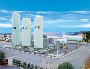 LNG气化站设计