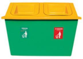 玻璃钢垃圾箱批发 供应玻璃钢垃圾箱