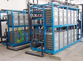 化工分离/浓缩【EDI电渗析设备】|【电除盐装置】