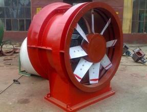 矿用风机K40高效节能主扇风机