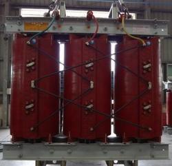光伏发电用轴向双分裂干式变压器