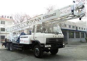 车载式水井钻机BZC350ACZ