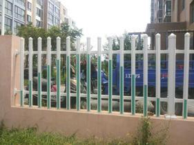 小区绿化塑钢隔离栏