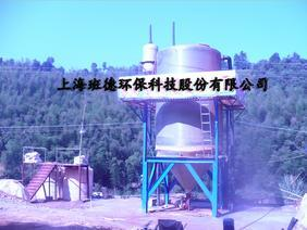长石洗矿尾矿干排废水处理技术