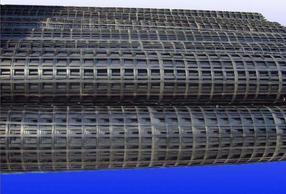 山东鲁威pp焊接塑料土工格栅