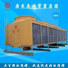 菱科横流式方形冷却塔800吨报价