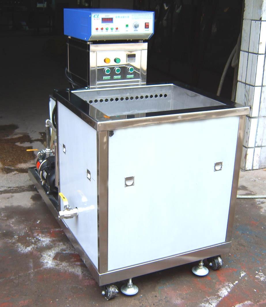 单槽超声波清洗机 CO土木在线图片