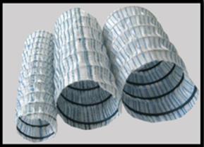佛山软式透水管,深圳塑料三维网