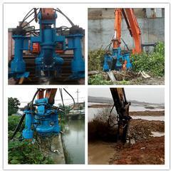 液压型吸泥泵-勾机抽泥泵-挖掘机污泥泵