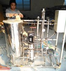 40L超滤膜浓缩分离设备 1000分子量浓缩提纯设备