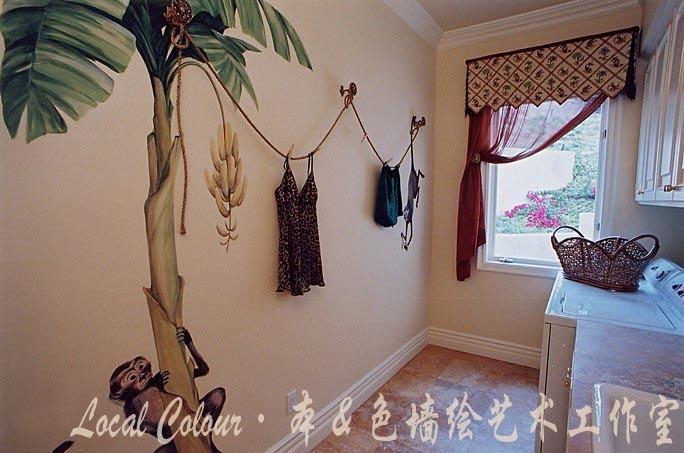 手绘墙画天津墙贴纸天津墙绘价格天津滨海新区墙绘天津各区墙绘天津