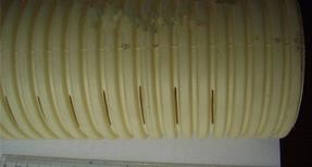 土工材料打孔波纹管