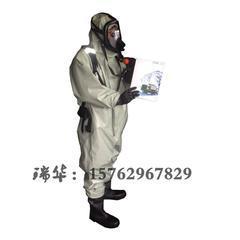 TRHFIB轻型半封闭型防护服氨库机房防护用品三安正压式呼吸器