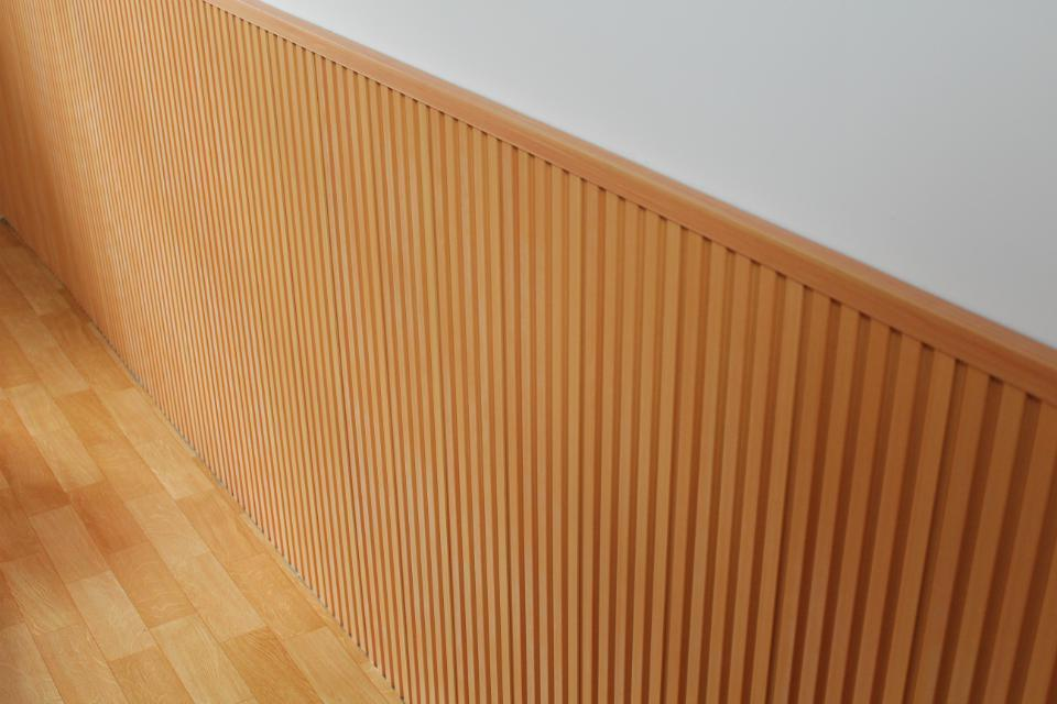 卫生间墙板生态木