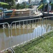 临时护栏,景区防落水护栏