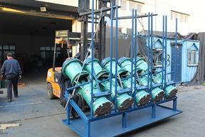 中蓝400QHB-40//65kw潜水混流泵