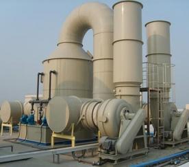 供应工业废气处理设备洗涤塔酸雾塔烟气粉尘净化塔