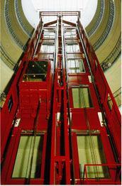 液压电梯,液压货梯图片